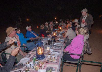 45. Bush dinner 2