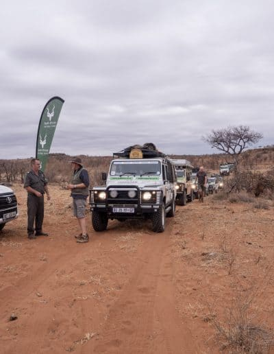 5. Arrival at Poachers Corner